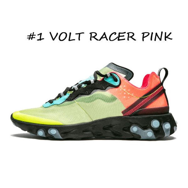 # 1 VOLT RACER ROSE