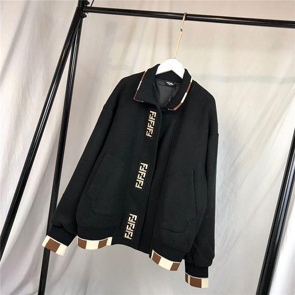 19fw Novas hoodies design luxuoso marca Fend FF cashmere casaco camisola das mulheres dos homens moda casual camisas de Streetwear Moletons Outdoor