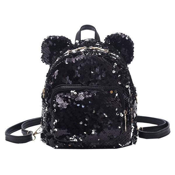 25e0856a6800 WINWIN студент мешок школы блестки рюкзак полиэстер WomenTravel сумка  человек случайные сумки для ноутбуков ноутбук рюкзаки #A