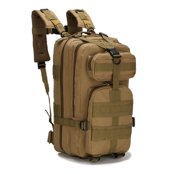 Drop Shipping 3P 30L Backpack Army Tactical Backpack Outdoor Bags Trekking Camping Hiking Camouflage Bag Cycling Bag