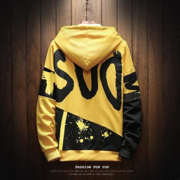 Compre 2019 MODA Hombres Hip Hop Sudadera Con Capucha De Gran Tamaño Sudadera Con Capucha Pullover Streetwear Sudadera Con Capucha Moda Hombre