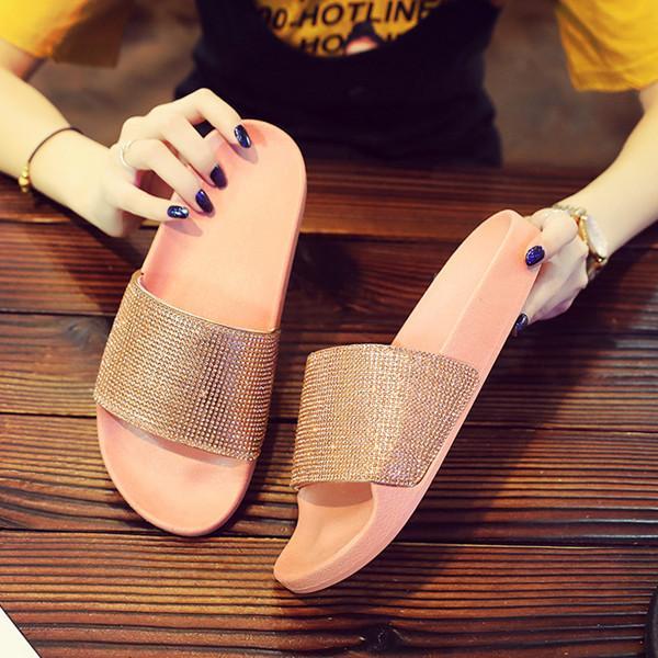 핑크 슬리퍼