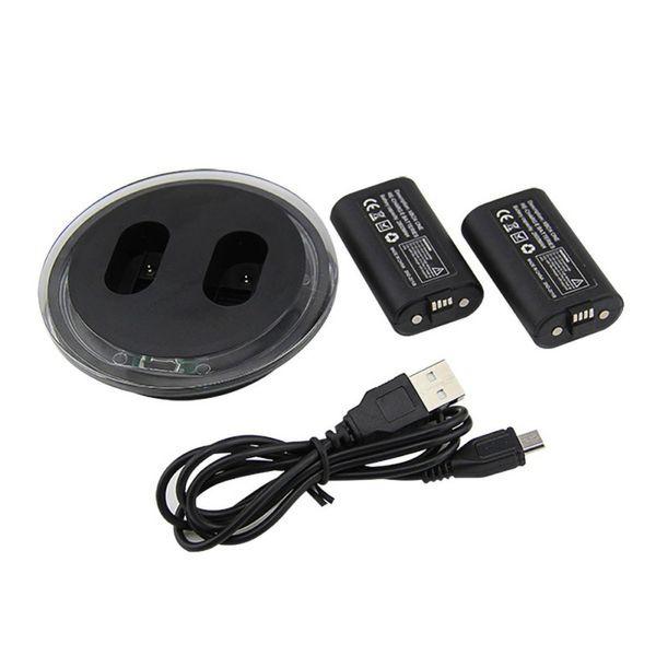 Геймпад для Xbox One Dual Station Controller Зарядка для док-станции и дополнительная батарея 2