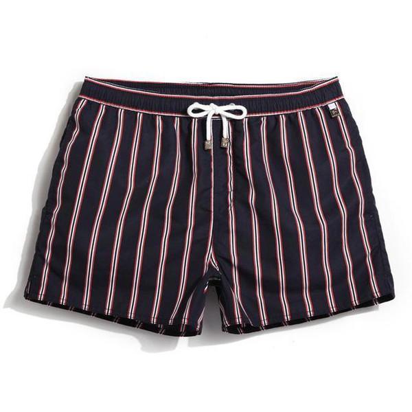 Verano Praia Pantalones cortos para hombre Liner Malla sudor Bermudas Masculina Hombres Deportes cortos de playa Shorts para hombres Marca Liner Shorts