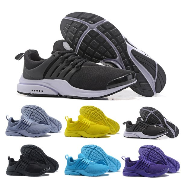 Presto Running Shoes Men Women Ultra BR QS Yellow Pink Prestos Black Air White Oreo Outdoor Jogging Mens Trainers Sneakers Size 36-45 27