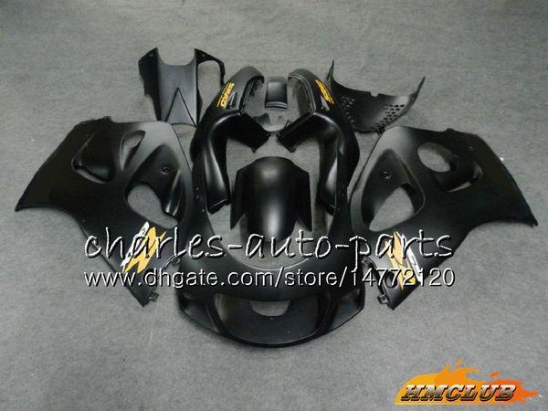 No. 6 Flat black