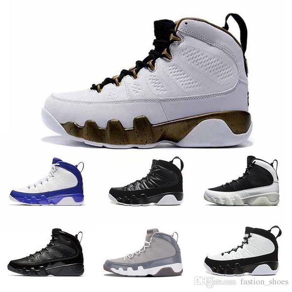 Scarpe 9s Mop Melo Men Basket 2019 9 Og Tour Giallo Pe Antracite The Spirit Johnny Kilroy 2010 Release Sneakers sportive Scarpe da ginnastica