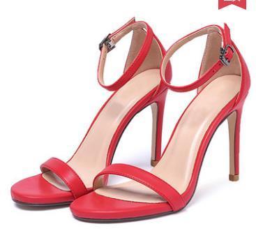 Moda lüks tasarımcı kadın ayakkabı kırmızı alt yüksek topuklu 8 cm 10 cm 12 cm Çıplak siyah kırmızı Deri Sivri Toes Elbise ayakkabı A34