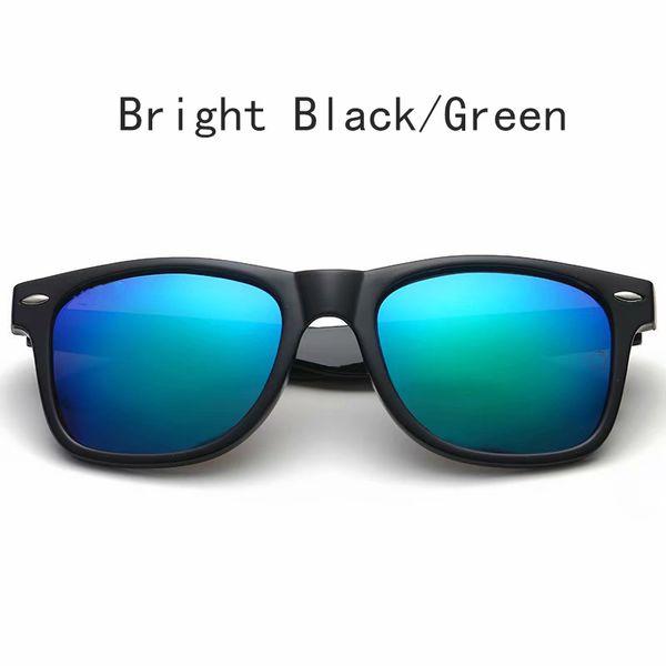 Lunettes de soleil mode hommes femmes lunettes de soleil Marque Oui Designer Justin Mirror Gafas de sol interdit Designer Homme lunettes avec des cas en ligne