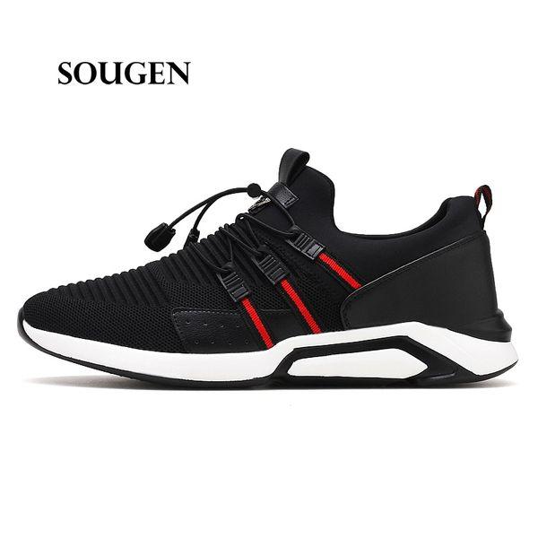bfb7937c11 Sapatilhas para Homens Sapatos Esportivos Tamanho Grande Sapatos Masculinos  Sapatenis Adulto Krasovki Mens Ons Homens Sapatos