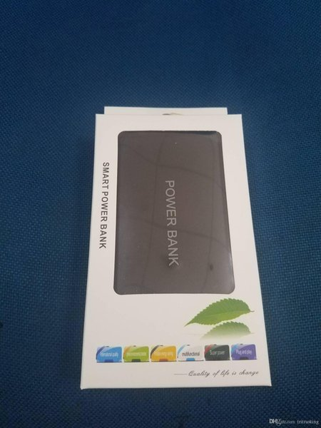Ultra thin slim powerbank 4000mah Ultrathin power bank for mobile phone Tablet PC External battery MQ100