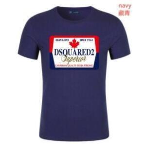 2019 moda T-shirt impressão de folha marca de design de bordo de alta qualidade luxo dos homens de manga curta T-shirt topos