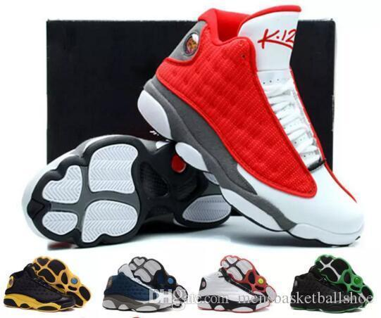wholesale designer 13 xiii new model 3m shoe mens basketball shoes sneakers trainers shoe shoes