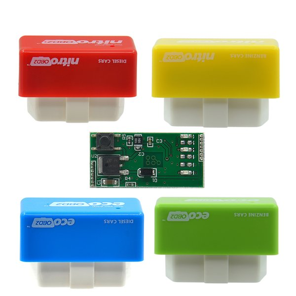 2019 New OBD2 Car Nitro Performance Chip Tuning Box NitroOBD2 OBD Interface  Plug And Drive More Power More Torque Works For Diesel Cars From Jinruima,