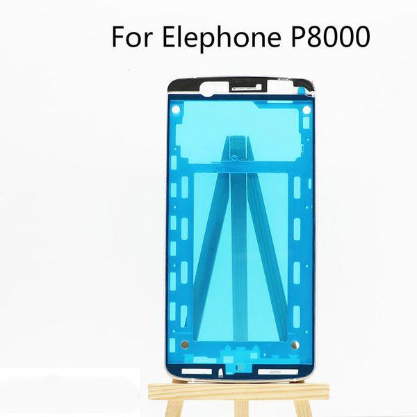 Замена 5,5-дюймового ЖК-дисплея передней рамки для Elephone P8000
