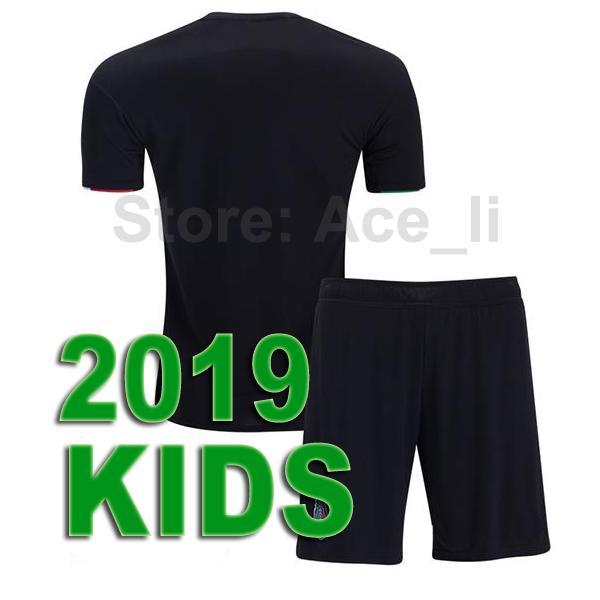 2019 Crianças Gold Cup Black