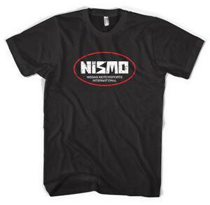 Nismo Old skool style Tee Japan cars Men drag race import cars jdm