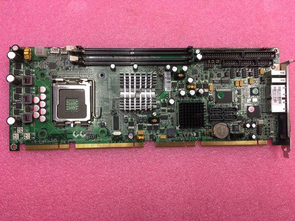 Original ROBO-8913VG2AR dual network port dual USB industrial control board
