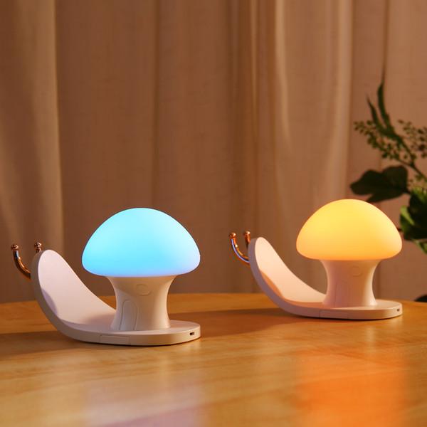 LED-Nachtlicht Touch Sensor Fernsteuerungsdimmable Timer USB-Silikon-Tiernachttischlampe für Kinder Kinder-Baby