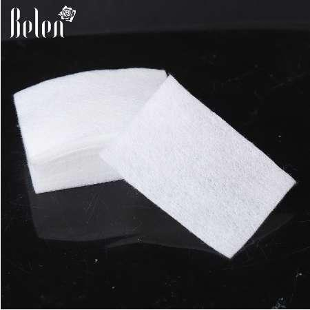 200pcs/lot t Nail Tools Nail Polish Remover Lint-Free Wipe Nail Art Tips Manicure Clean Wipes Cotton Pads Paper UV gel