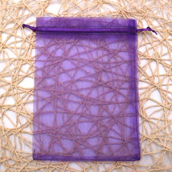 Color:dark purple&Size:15x20cm