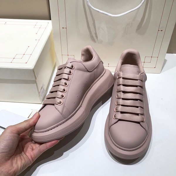 2019 scarpe classiche da uomo in pelle da uomo e da donna in pelle piatta scarpe sportive scarpe alte da uomo moda casual di lusso lacci xrx190621