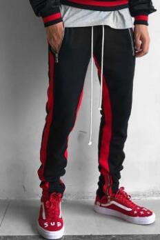 negro rojo