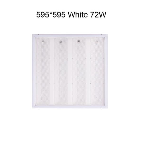 595*595 White 72W