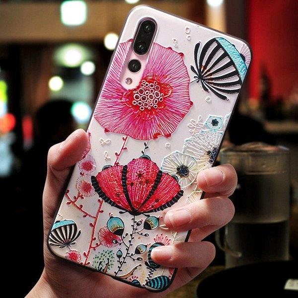 Cute 3D Phone Case Cartoon Patterned For iphone X XS XS MAX 6S 7 8 Plus Cases Soft Silicone Cover For iphone Good
