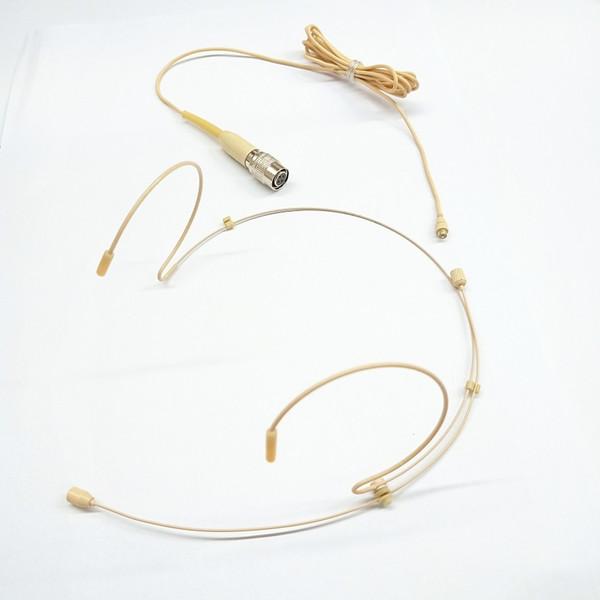 D21S Ten rengi ayrılabilir kablo / çizgi Kulaklık Mikrofon AT fiş (100 Adet / grup) ücretsiz kargo