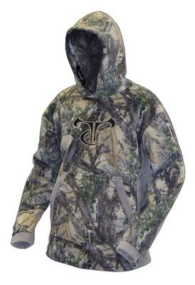 2017 new winter spring men hunting camouflage fleece hoodie men hunting jackets usa size l -xxl thumbnail
