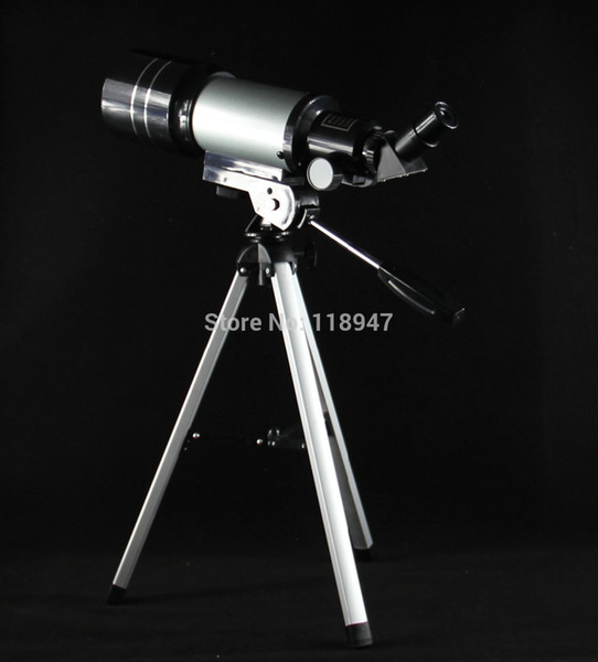 Freeshipping Brand New 225x Monocular Refractor Space Astronomical Telescope Spotting Scope(Erect image optics)