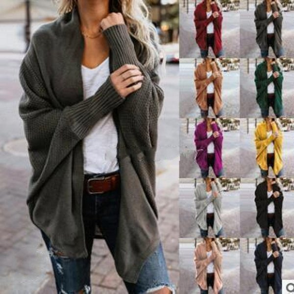 5aa33ec4b817 christmas green cardigan Coupons - Winter Christmas Cheap Women Cardigan  Sweaters Fashion Long Sleeves Designer Sweater