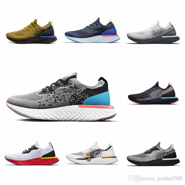 NREA1A Epic React Instant Go Fly men women kids outdoor shoes mesh Breathable sports Athletic designer sneakers outdoor shoes