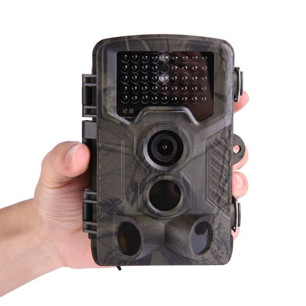 New 16MP 1080P Video Wild Night HC800A Hunting Trail Camera Full HD Vision Camera Trap Scouting Infrared IR Trail Trap