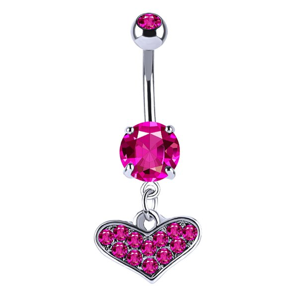 New Listing Designer Top Quality European Body Piercing Jewelry Fashion Belly Rings Party Trendy Fine Body Jewelry Belly Ring For Unisex