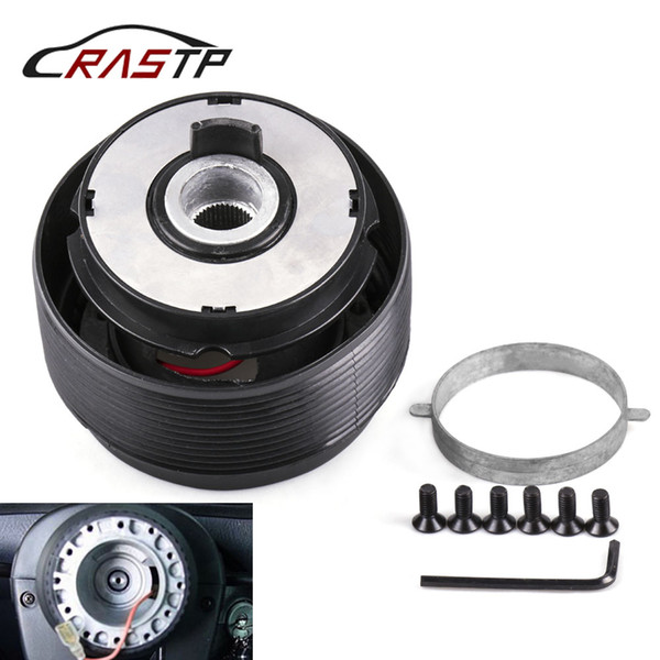 RASTP-Quick Release Car Volante Hub Adapter Boss Kit para Volkswagen Old Santana para VW-4 RS-QR021