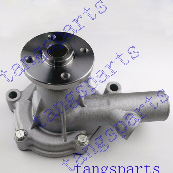 top popular S3L Water Pump For Mitsubishi engine fit Peljob EB250 EB300 EB306 excavator engine parts overhaul repair kit 2021
