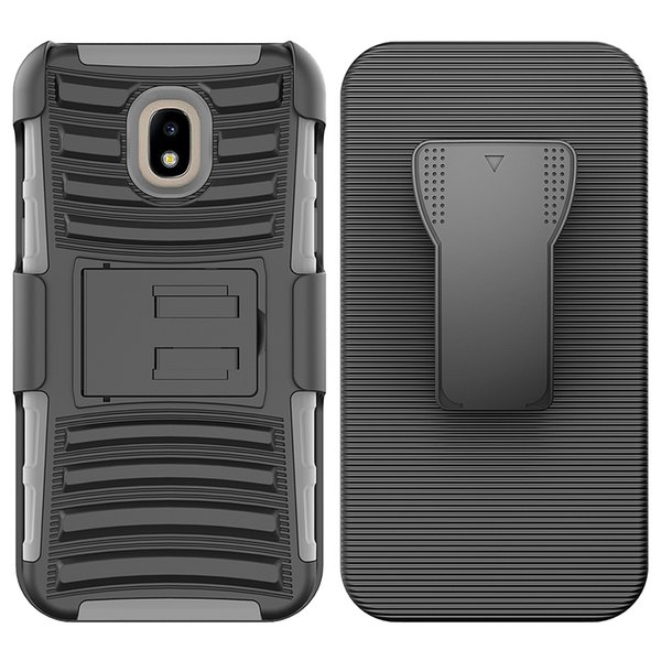 For LG X Power 3 Q7 Plus V40 Stylo4 Holster Shock Absorbing Secure Locking  Clip Defender Heavy Full Body Kickstand Carrying Armor Cases Silicone Phone