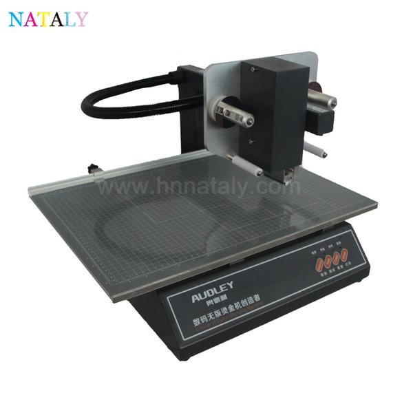 Máquina de impressão a quente digital NDL3050A + máquina de impressão da folha