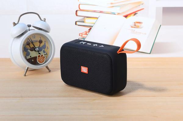 New TG506 Wireless Bluetooth Speaker Portable Outdoor Mini Loud Subwoofer Speaker Design For Phone Square Box Speaker