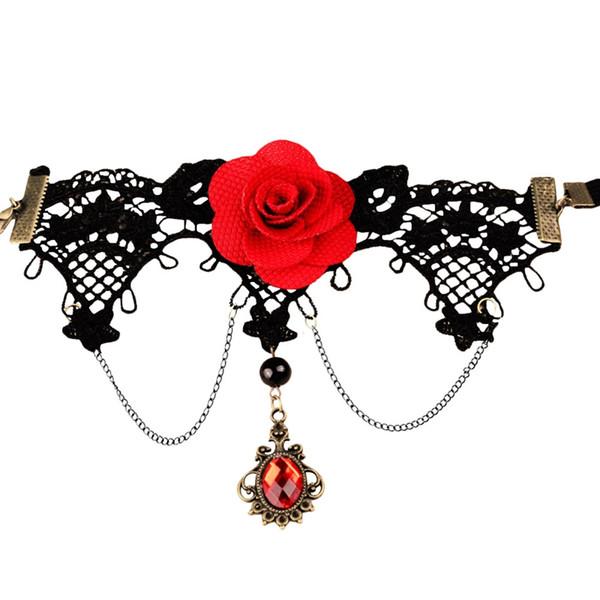 Art- und Weisefrauen schnüren sich Armband-Arm-Kettenarmband für Hochzeit