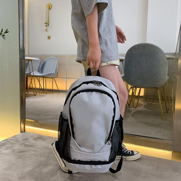 Hot Selling designer School Backpack Fashion Tide Bookbag Men Women Backpack Outdoor Sport Backpacks Zipper Brand Strings Printed Bags