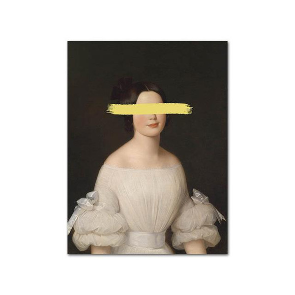 Mulheres amarelas
