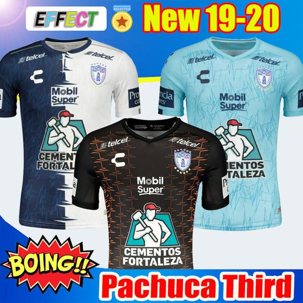 2019 Pachuca Soccer Jerseys 19 20 LIGA MX Pachuca Jersey Camisa de ...
