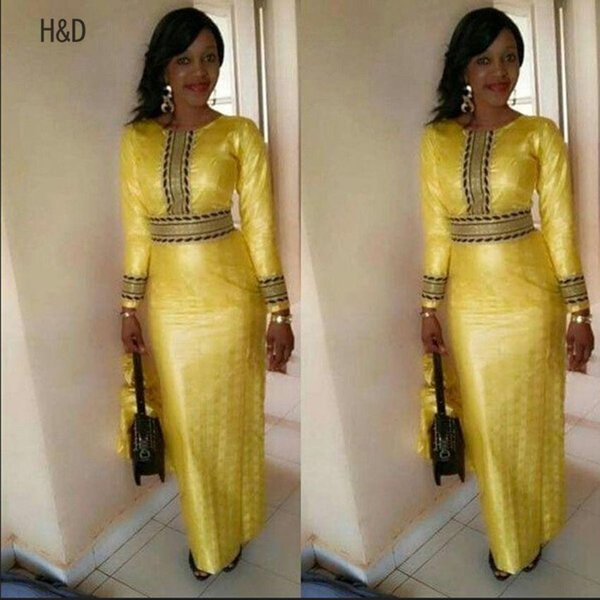 mulheres africanas Roupa Africaine Poliéster Moda africanos Vestidos Riche 2017 Magro robe de soirée cintura alta vestido Mulheres Vestidos