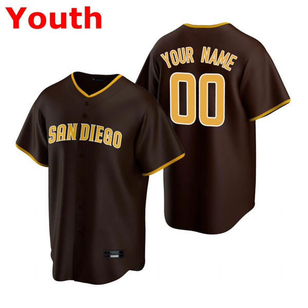 Youth 2020 Cool Base Brown