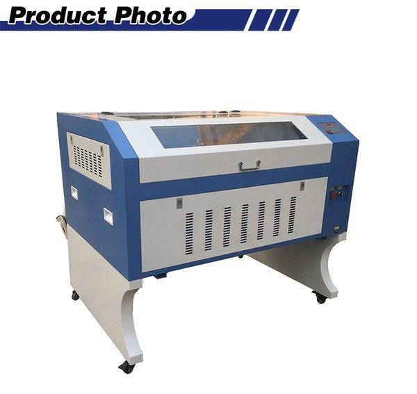 60w 80w 100w reci w2 laser engraving cutting machine 6090 free software electrical lift table for wood acrylic MDF plywood