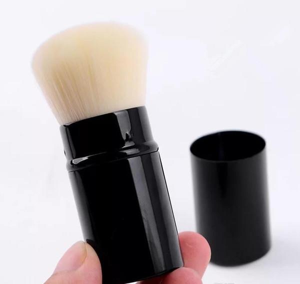 Smart C maquillaje pincel con logo Portátil retráctil pincel de setas en polvo blush brush con caja regalo de fiesta recuerdo clásico