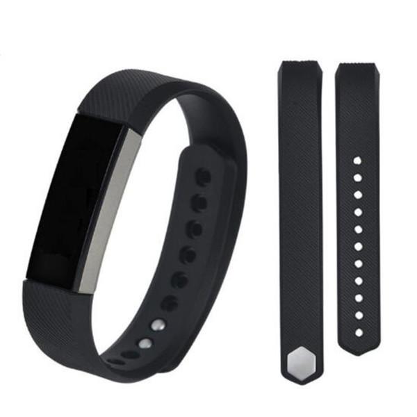 18 цветных силиконовых ремешков для ремешка для Fitbit Alta Watch Интеллектуальный нейтральный классический браслет ремешок на запястье с застежкой иглы
